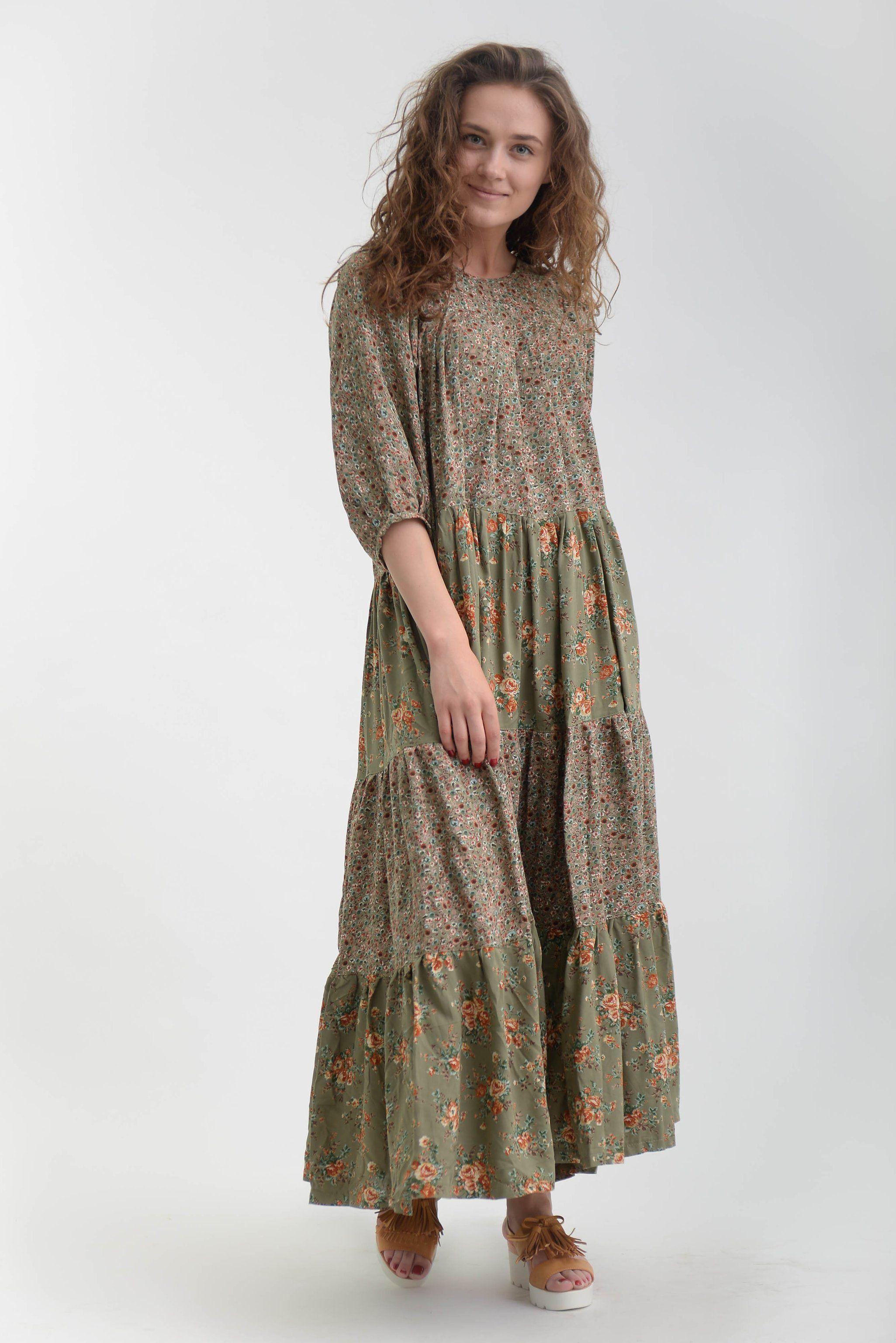 Платье в стиле бохо шик сшить фото 451