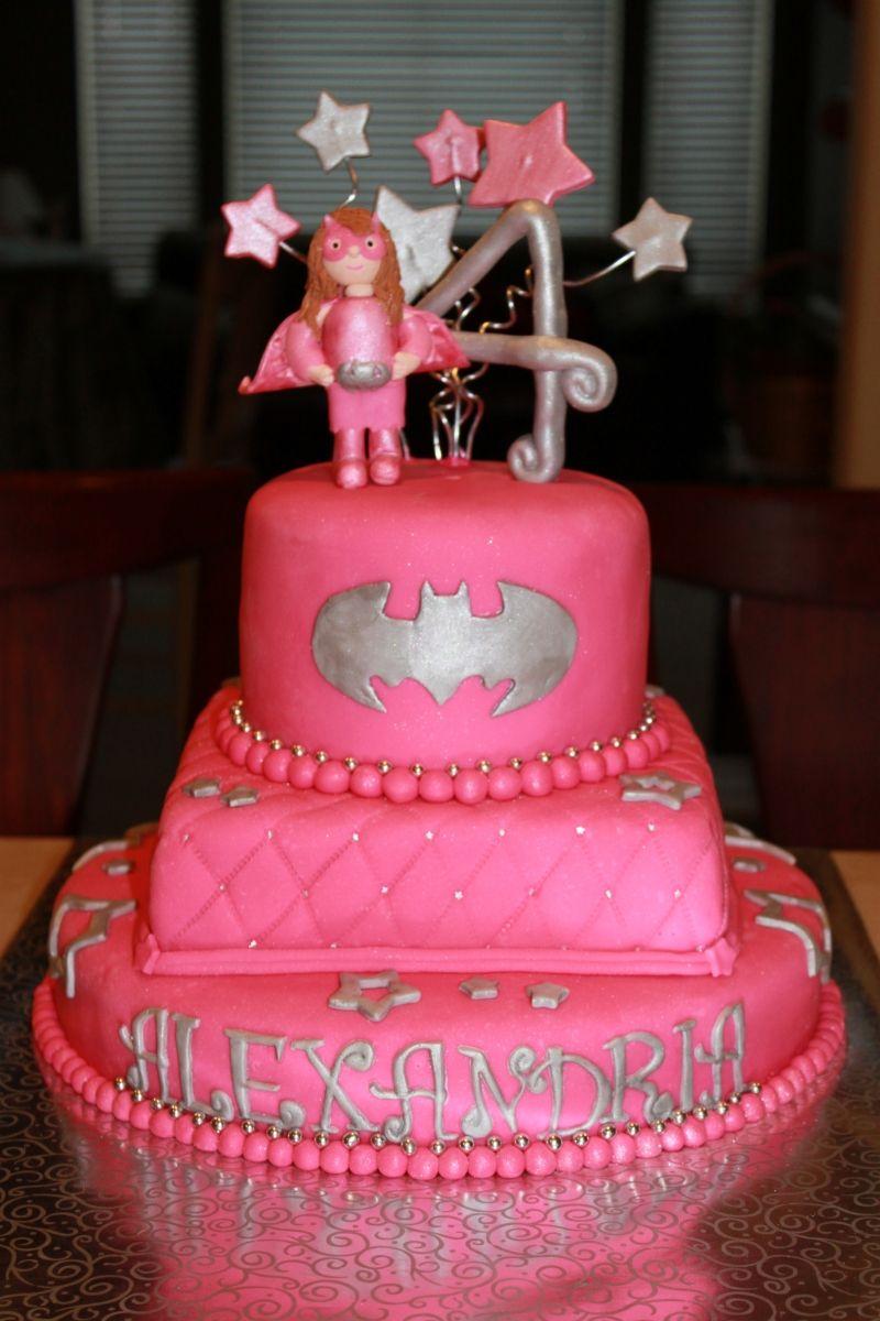 BATMAN PARTY FOR GIRL For: SRECNAL - CafeMom | Birthdays ...