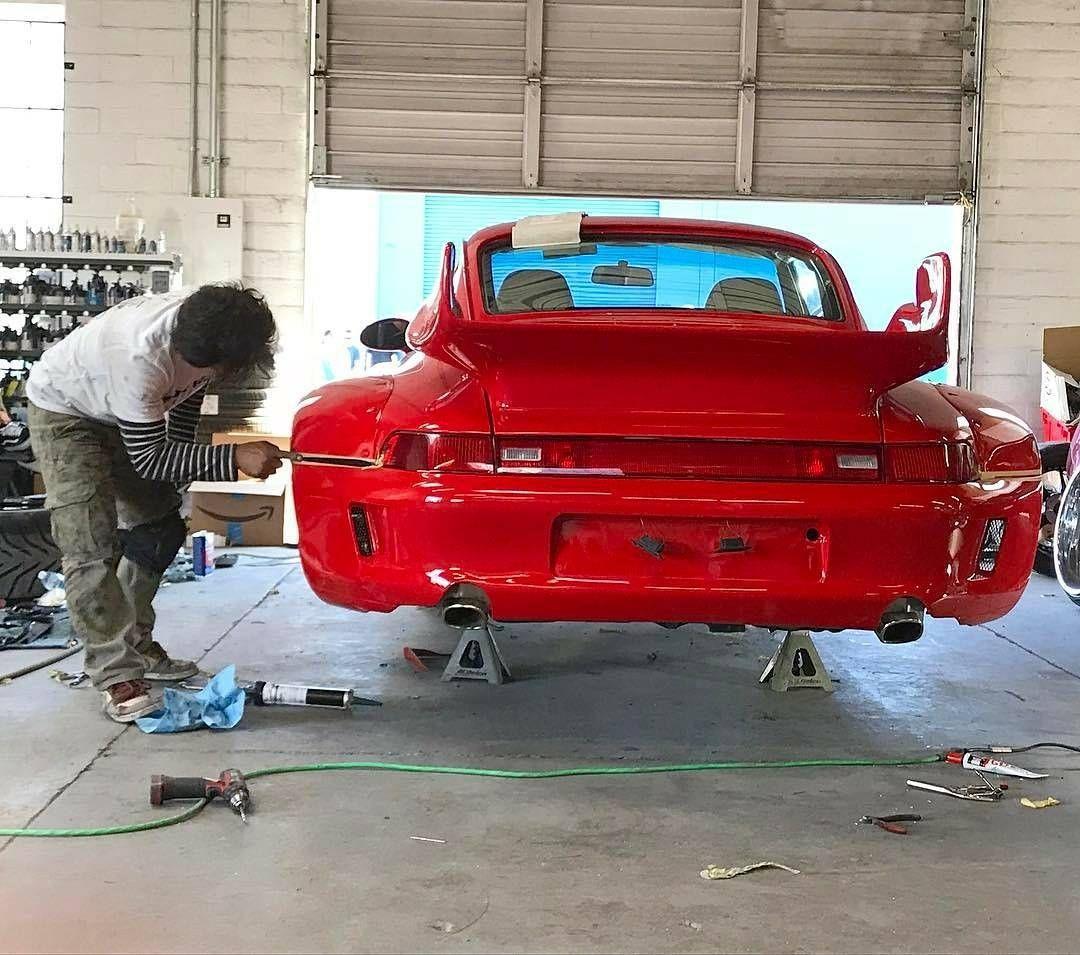 Curtidas Comentários RauhWelt Begriff Seattle - Porsche repair seattle