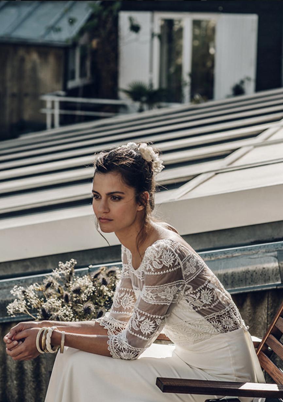 Coup de coeur : La nouvelle collection de Laure de Sagazan — Blog mariage 100% belge