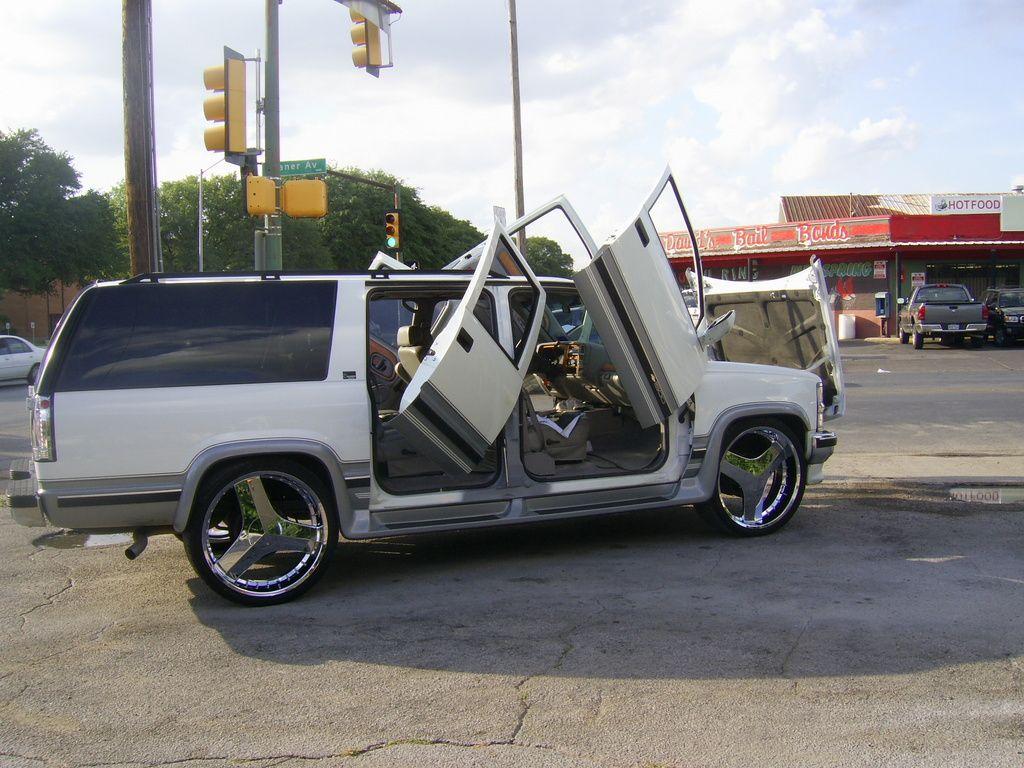 Brotherj77 1995 Chevrolet Suburban 1500 11654338