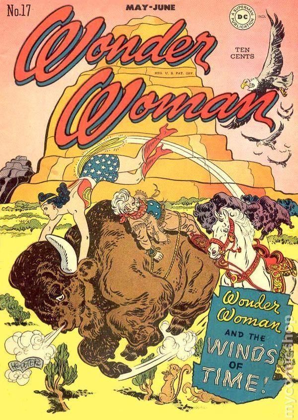 Capa Gibi Wonder Woman n°17 | Wall ART 6-POP CULTURE,HUMOUR,PULP ...