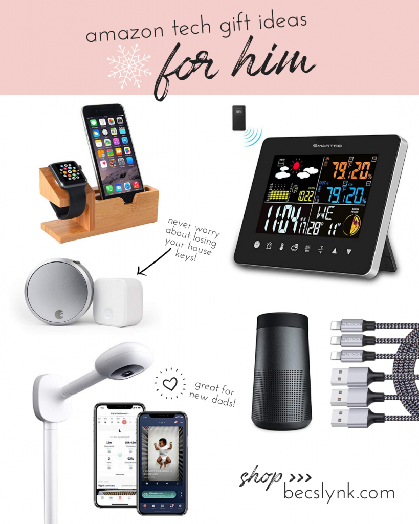 Amazon Tech Christmas Gift Ideas For Him | Christmas gifts ...