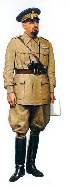 Regia Areonautica - Maresciallo dell'Aria Italo Balbo, Libia, magio 1940