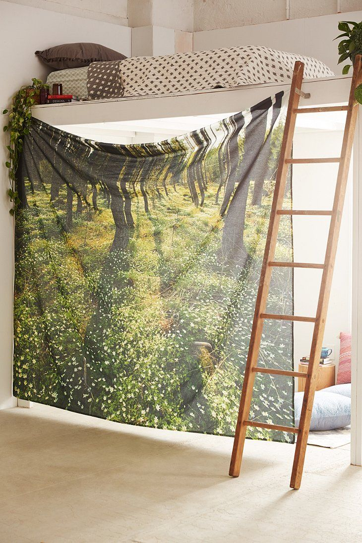 Urban outfitters bedroom tapestry - Laura Kicey Moonbeam Tapestry