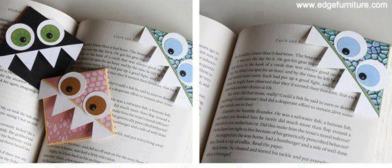 Interior Design & Furniture Ideas: Handmade Bookmark