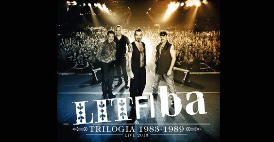 "Litfiba, in preorder su iTunes  ""Trilogia 1983-1989, Live 2013"""