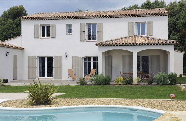 Maison traditionnelle provencale ventana blog for Maison traditionnelle 130m2