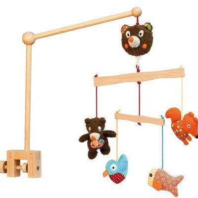 Móviles Para Cunas Indispensables Para Tus Pequeños Web Del Bebé Móviles De Cuna Cunas De Madera Cunas