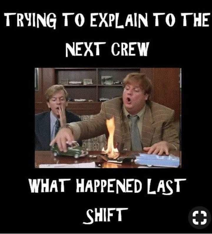 Pin By K J On Railroading Nurse Jokes Nurse Memes Humor Hospital Humor