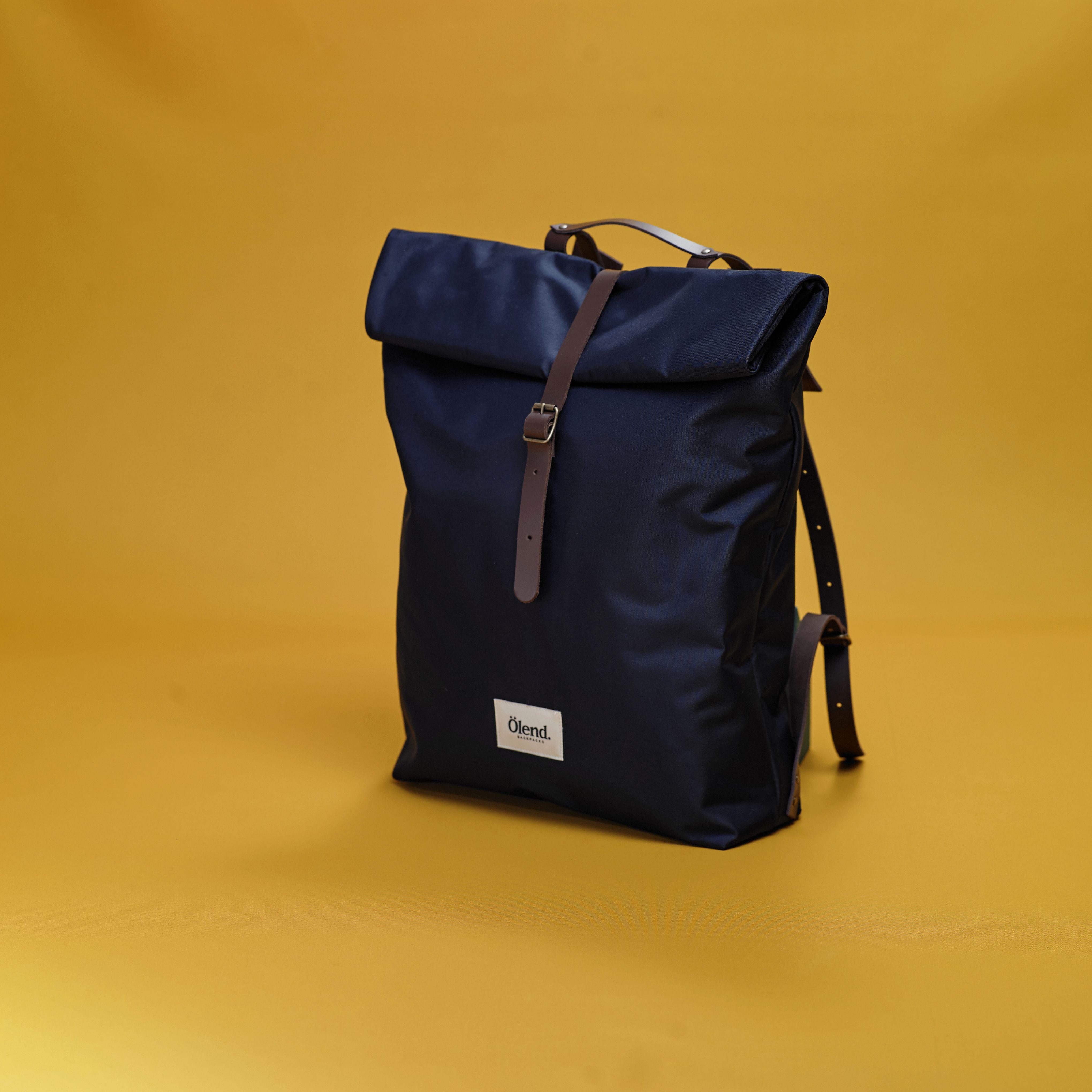 Olend Handmade Backpacks In Barcelona Www Olend Net Tiendas En