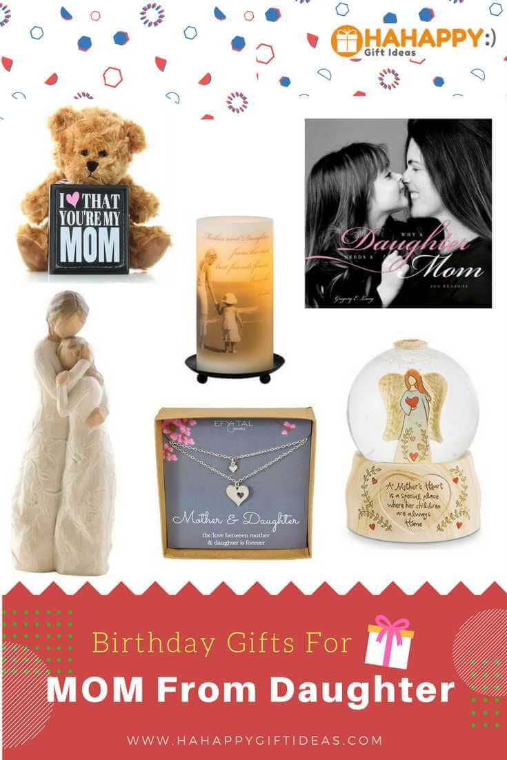 23 birthday gift ideas for mom from daughter mom
