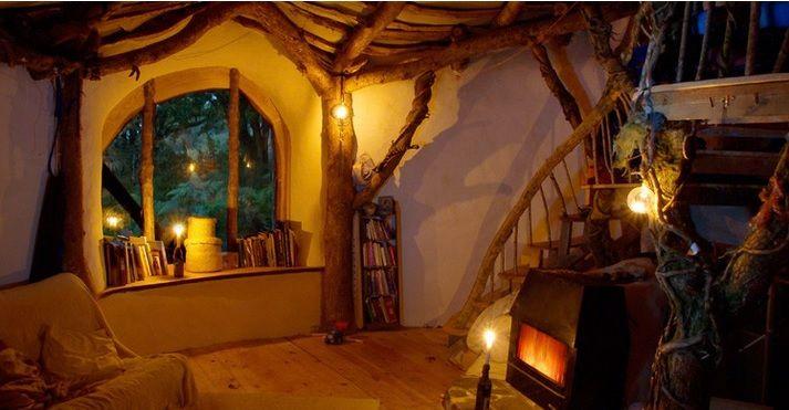 Hobbit Haus hobbit haus hütten