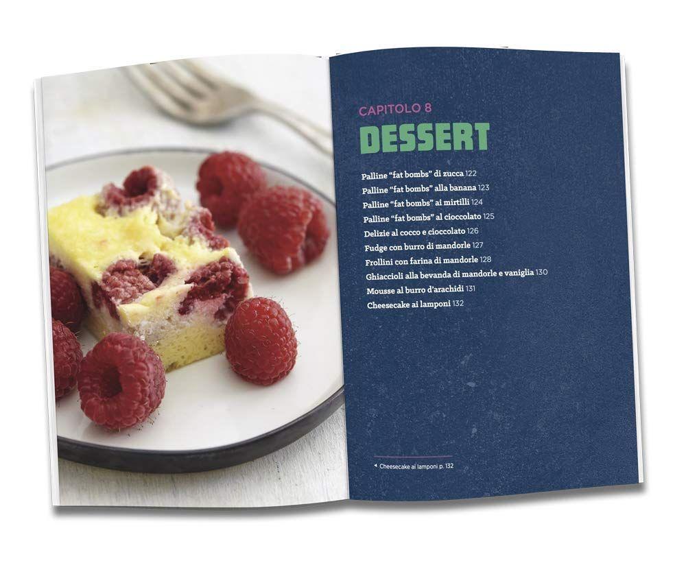 Dieta Chetogenica Guida Essenziale A Colori Con 75 Ricette E 14 Menu Per Un Sano Stile Di Vita Chetogenico Spons Nel 2020 Ricette Idee Alimentari Ricette Chetogeniche