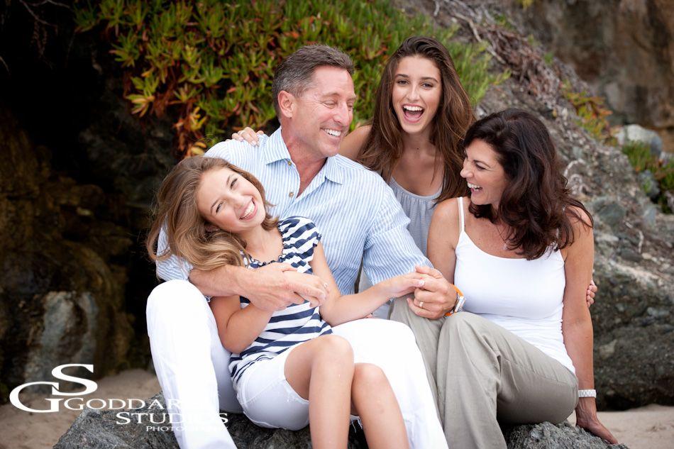 Laguna Beach Family Portrait Photographer 7861 Anna Goddard