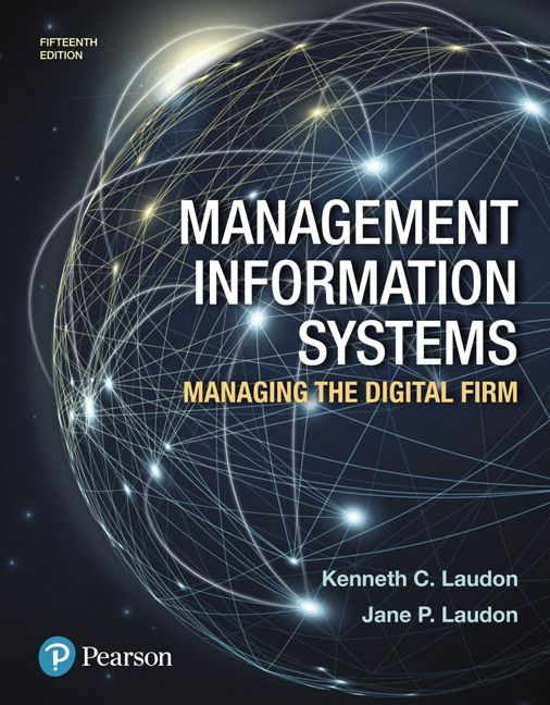 Management information systems managing the digital firm 15th management information systems managing the digital firm 15th edition laudon test bank test banks solutions fandeluxe Image collections