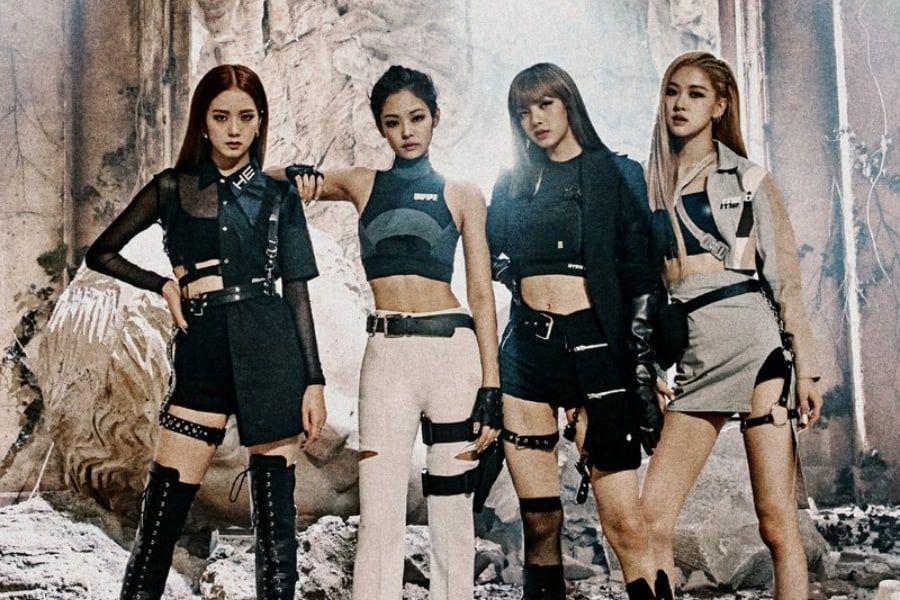 Update Blackpink Goes Full Badass In First Group Comeback Teaser Blackpink Fashion Blackpink Black Pink Kpop