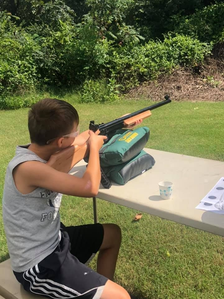 Arkansas game and fish commission fall activities