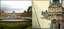 the louvre is the most visited museum in the entire world