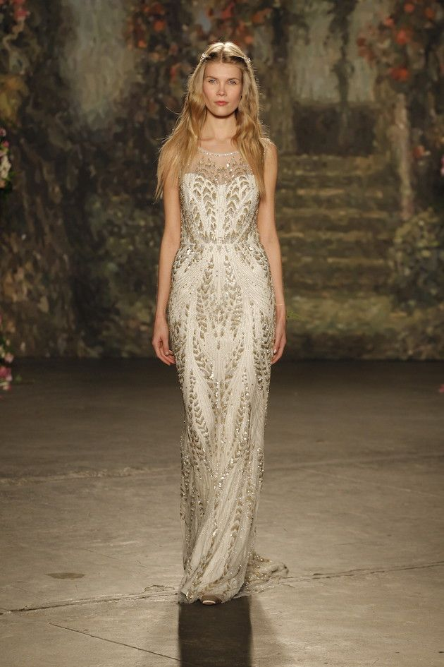 Best of Bridal Market: Jenny Packham Wedding Dress Collection ...