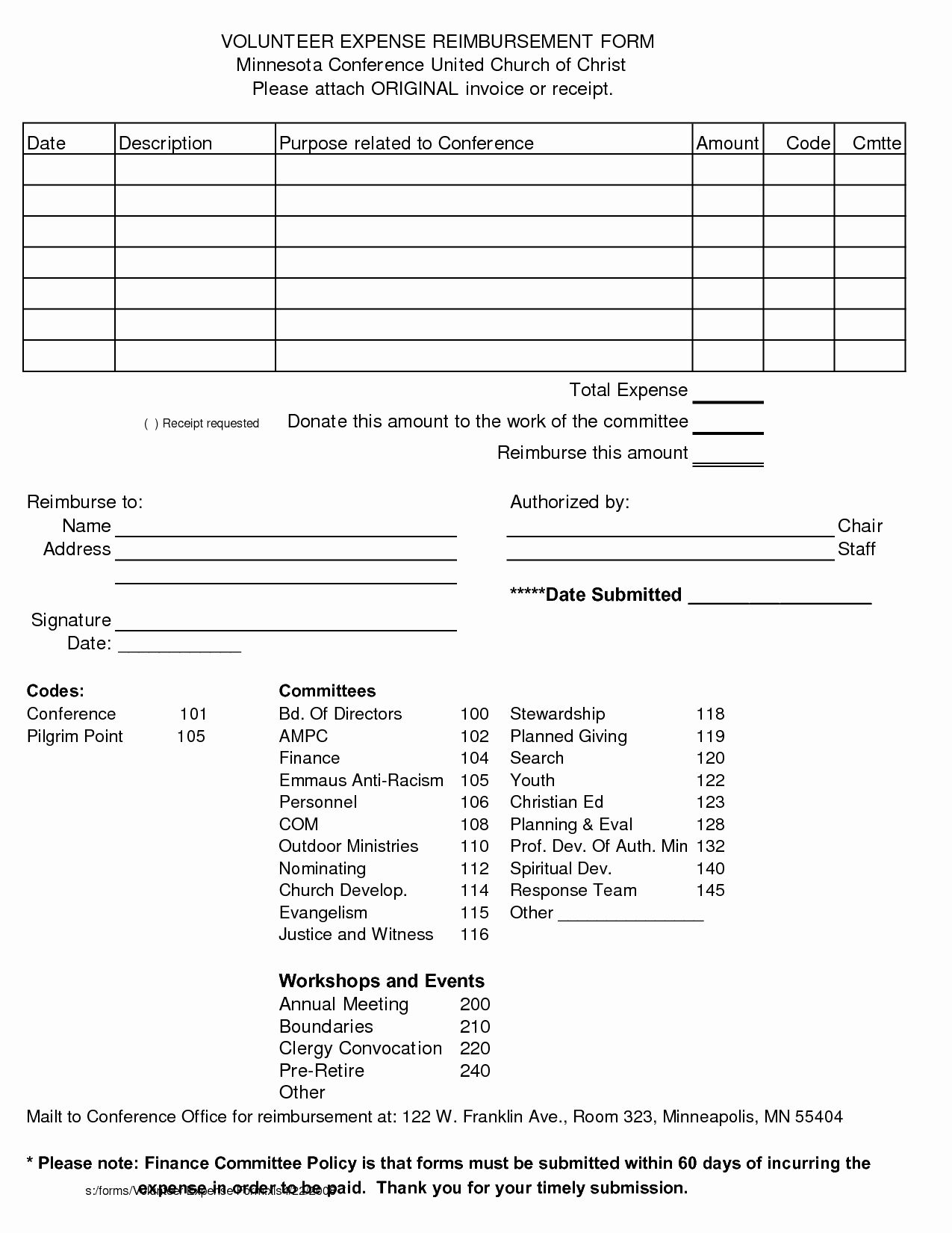 Church Income And Expense Statement Template Unique 14