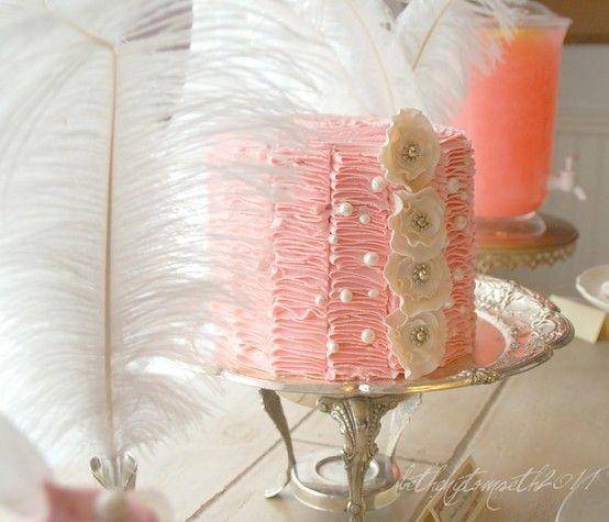 Google Image Result for http://1.bp.blogspot.com/-R5LCHlunS9k/TzM4w9ypGQI/AAAAAAAAFek/ZkQDaljPuSI/s1600/pink-white-ruffle-cake.jpg