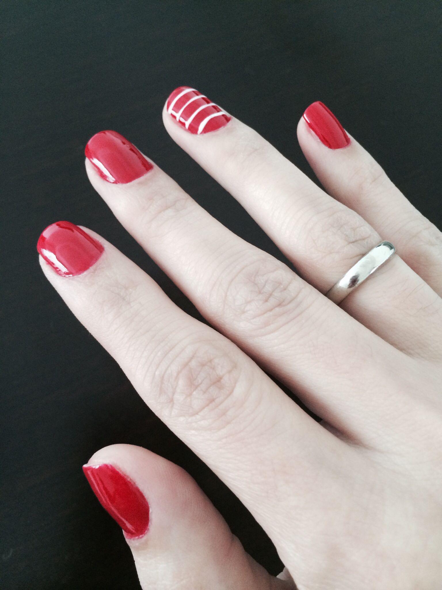 Mine , Shiny Red