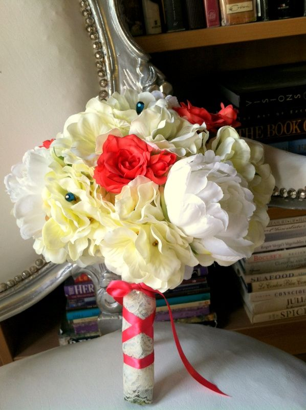 Guava Flower accented Bouquet