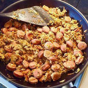 Schnelle low carb Pfanne Nr. 4 von küchen_zauber | Chefkoch