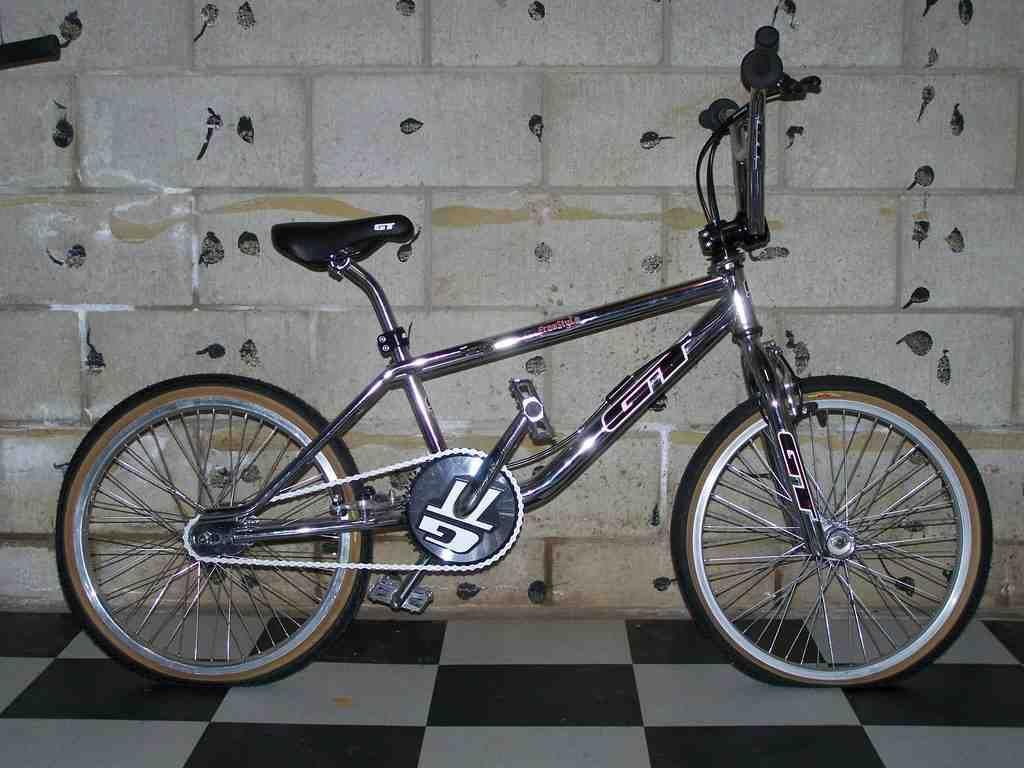 Gt Bmx Freestyle Bikes With Images Bmx Bikes Gt Bmx Bmx