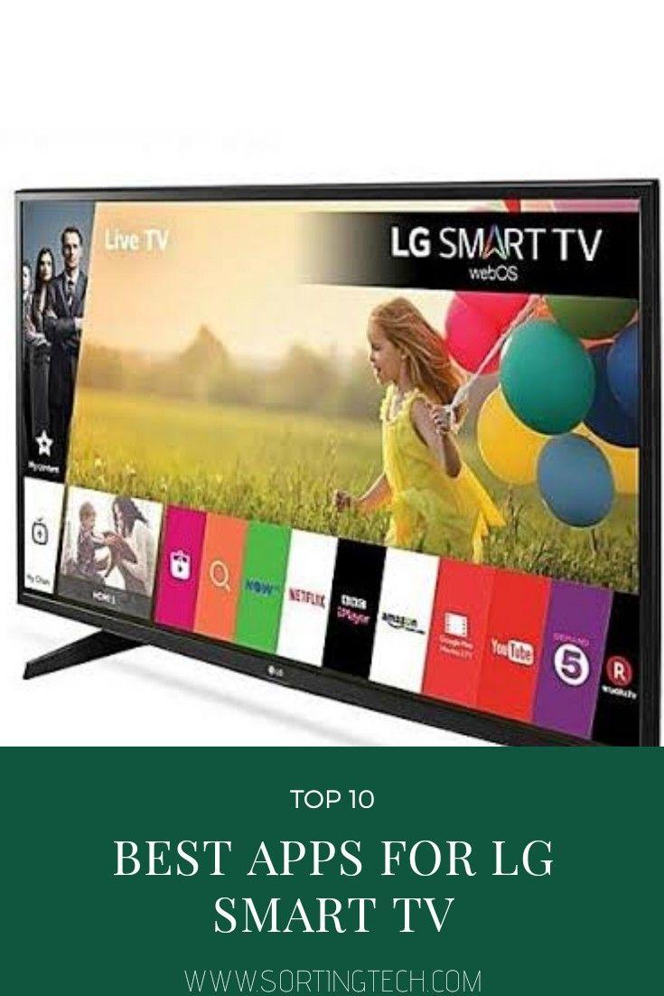 Top 10 best apps for lg smart tv in 2020 smart tv tv
