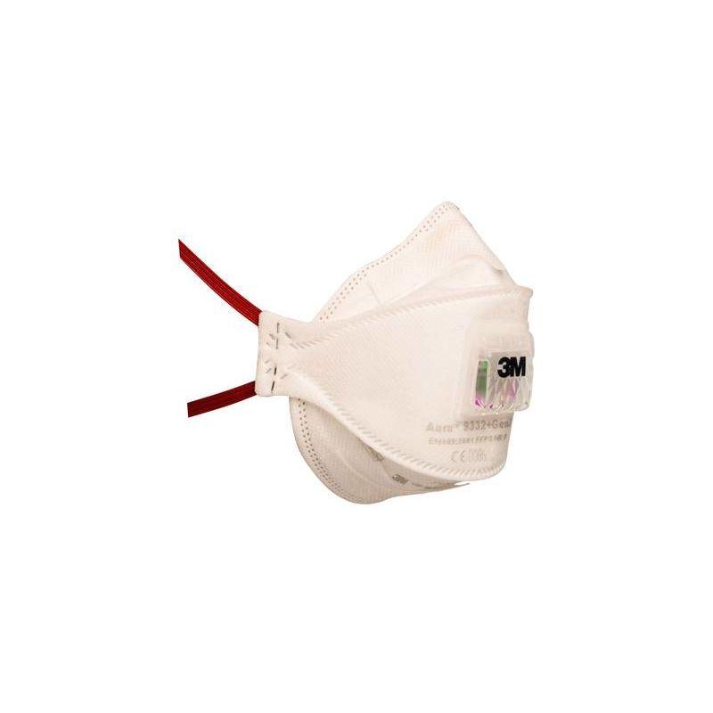 masque anti poussiere 3m 9332