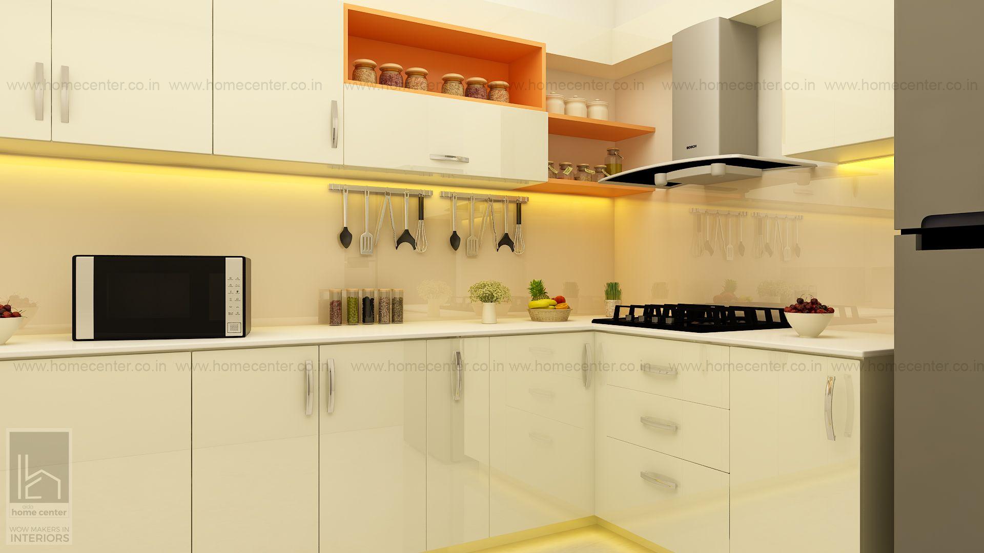 Modular kitchen designers in kerala  home center interiors
