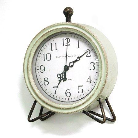 Home Tabletop Clocks Clock White Clocks