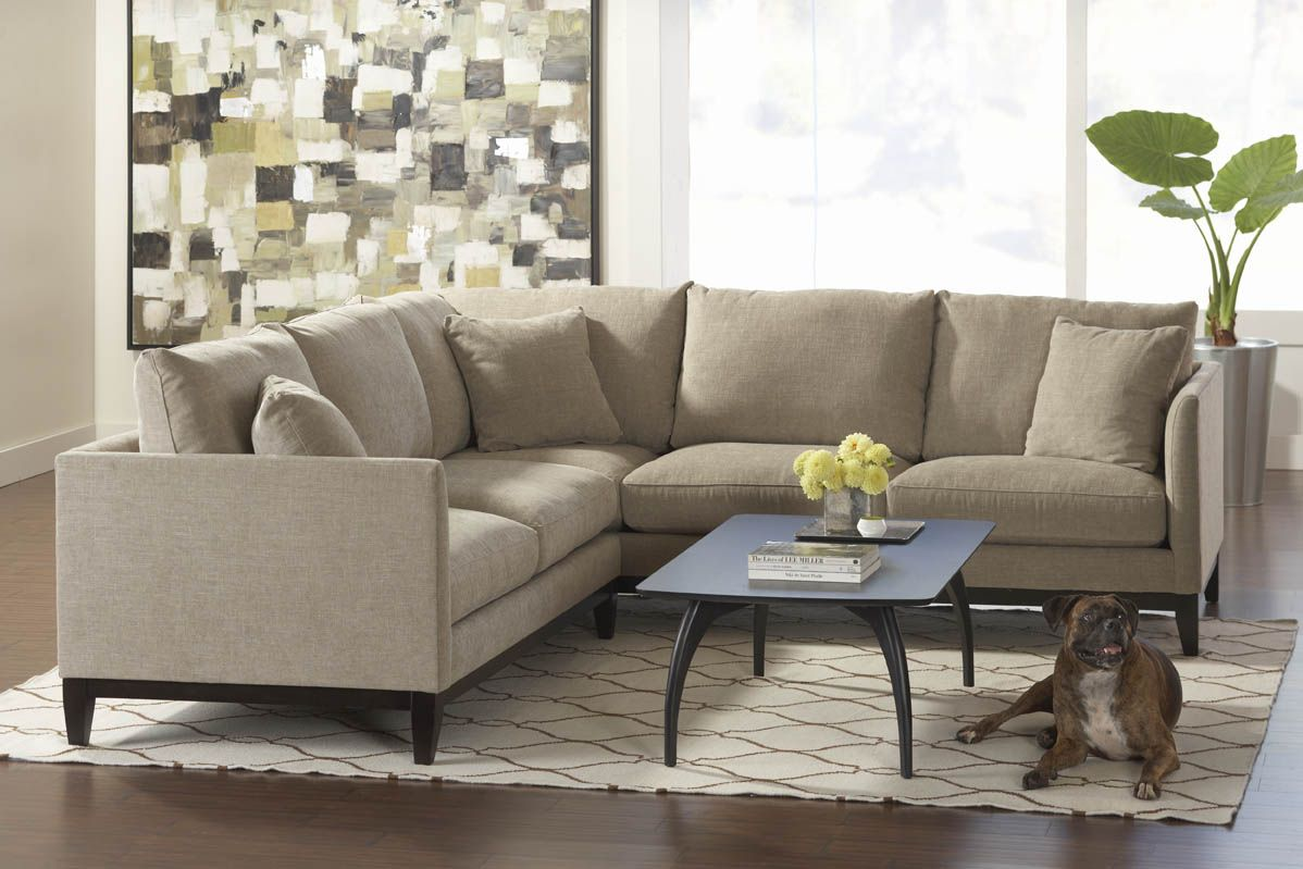 The Roderick sofa or sectional from Dania. : dania sectional - Sectionals, Sofas & Couches