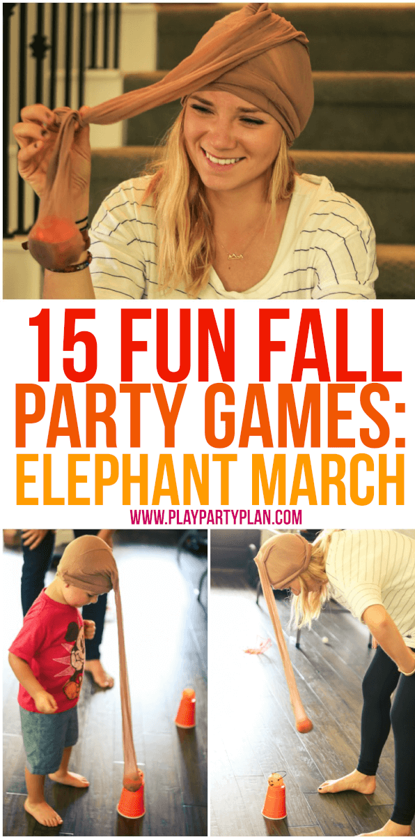 Best Diy Crafts Ideas For Your Home : 15 fun fall party games that are  perfect for every age for kids for adults f