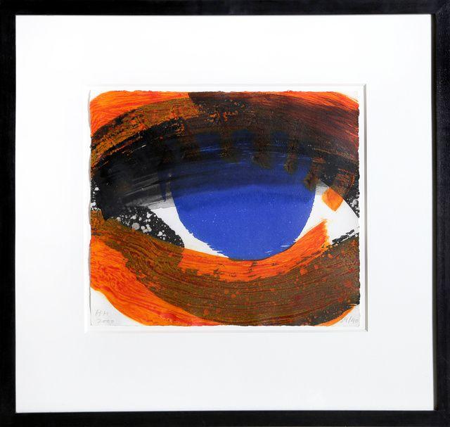 Howard Hodgkin | Eye (2000) | Available for Sale | Artsy
