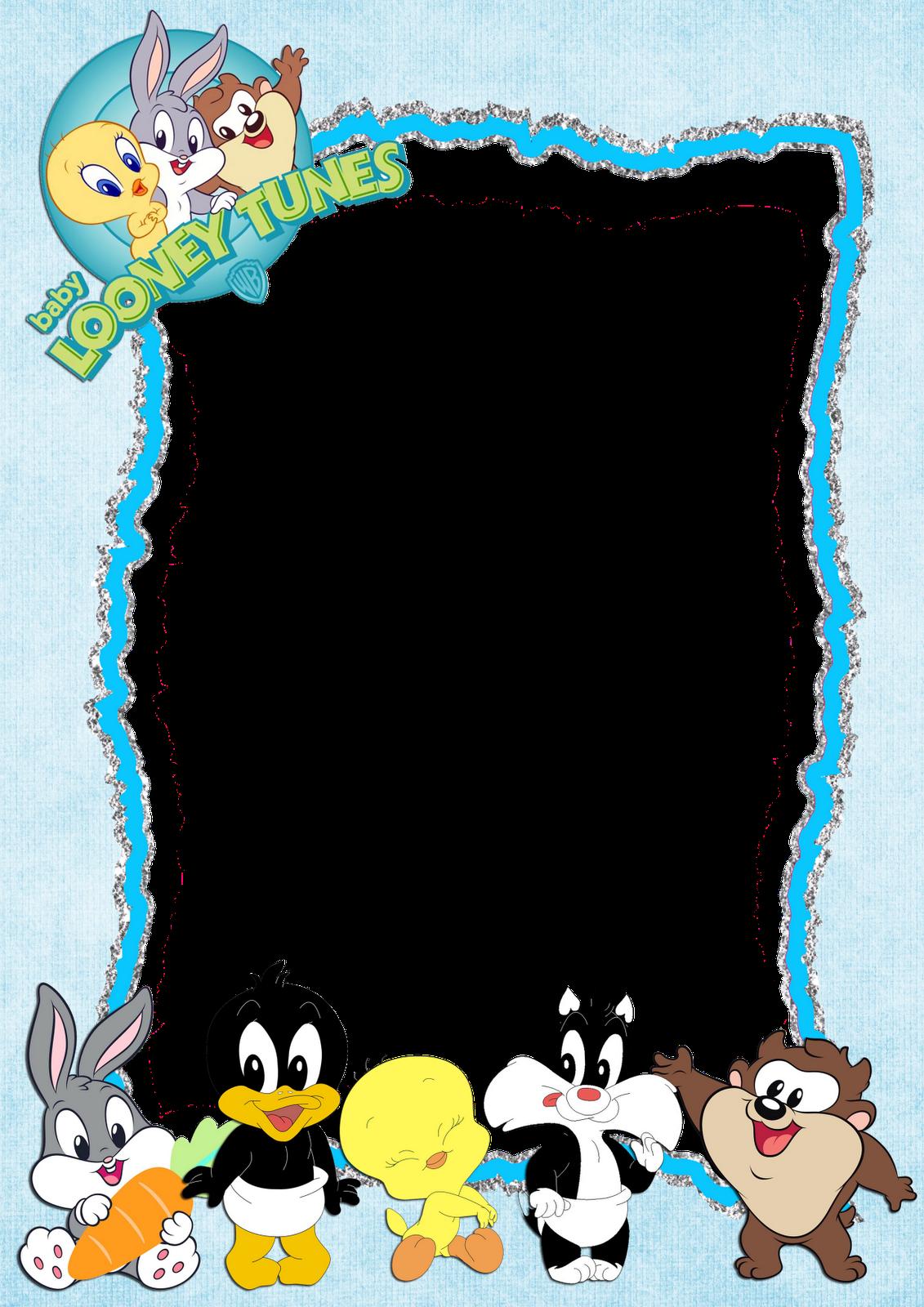 Baby looney tunes wallpaper border - photo#39