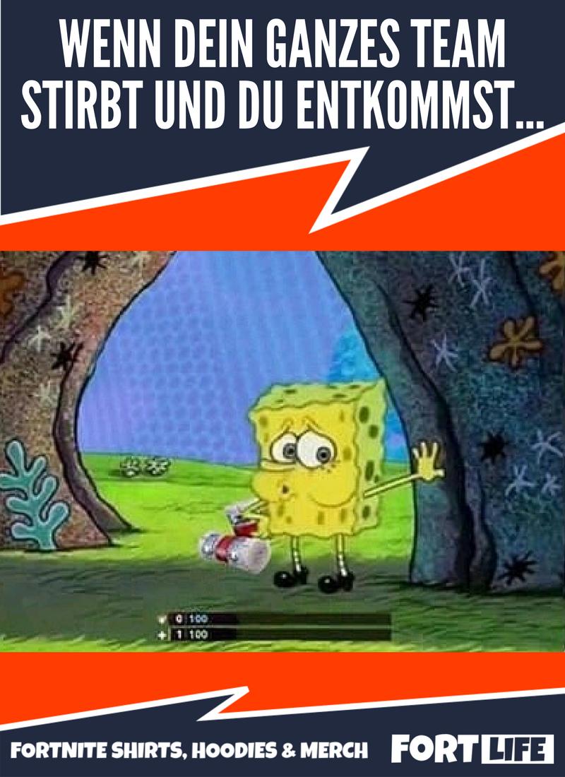 Fortnite Meme | Knapp Entkommen | Fortnite Shirts, Memes ...
