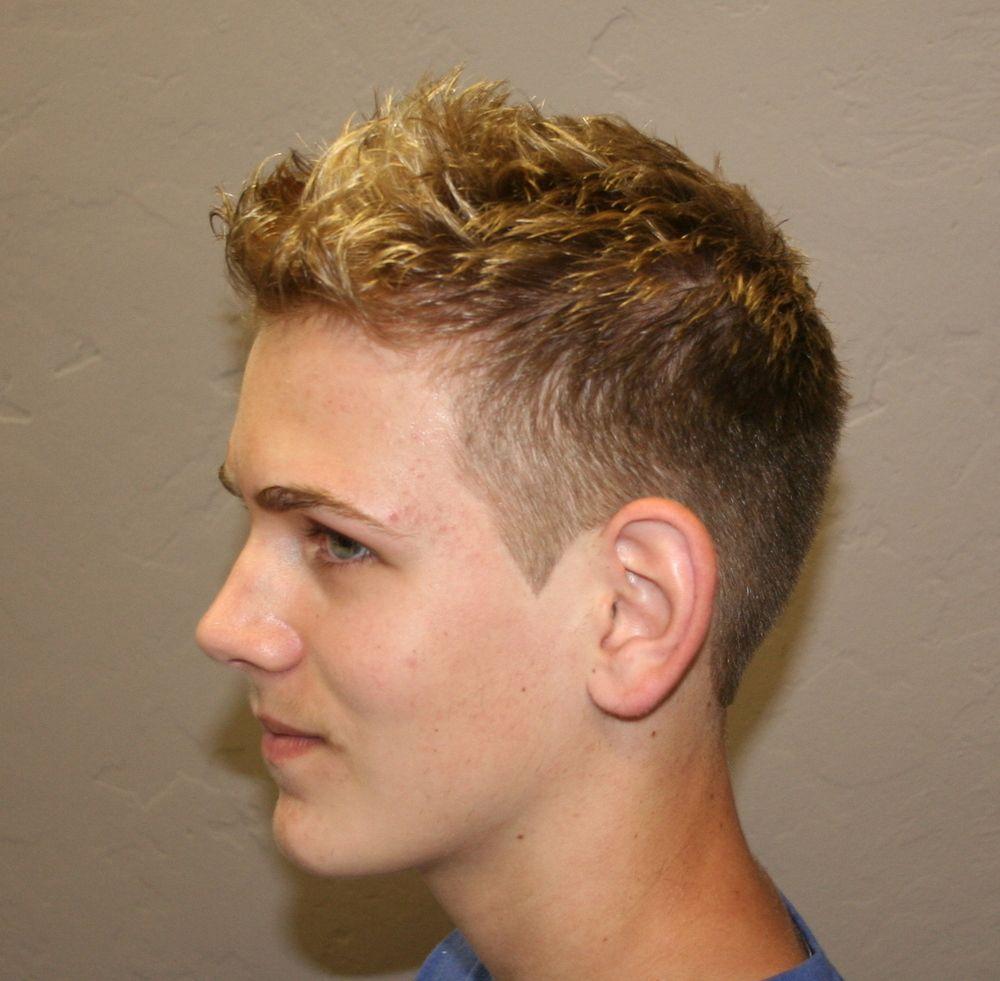 MENS SERVICES and Boys  Haircuts  Fades  Faux Hawk  Hair Salon