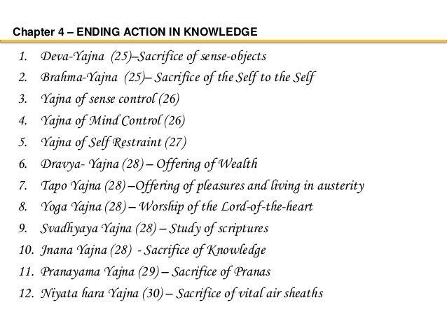 chapter 4  u2013 ending action in knowledge 1  deva