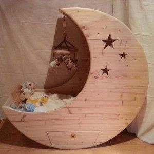 Diy Moon Cot Baby Cradle Crib Bed Instructions With Pictures Free Plans And Video Furniture