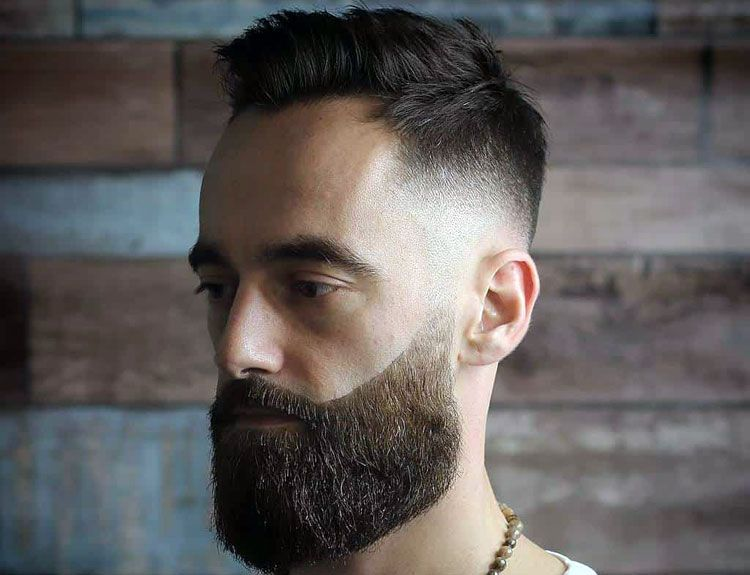 55 Best Beard Styles For Men In 2020 Pouted Com Cool Hairstyles For Men Beard Styles For Men Hair And Beard Styles