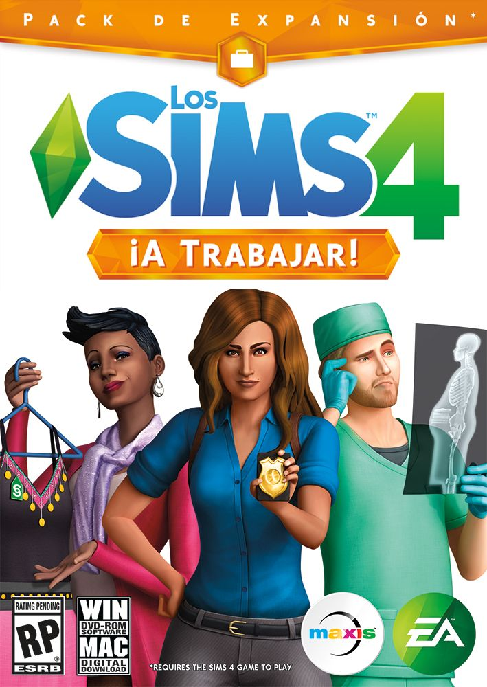 Los Sims 4 Quedamos Pc Buscar Con Google Sims 4 Expansions Sims 4 Sims Get To Work