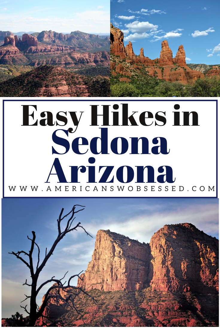 Easy Hikes in Sedona – American SW Obsessed #usatravel