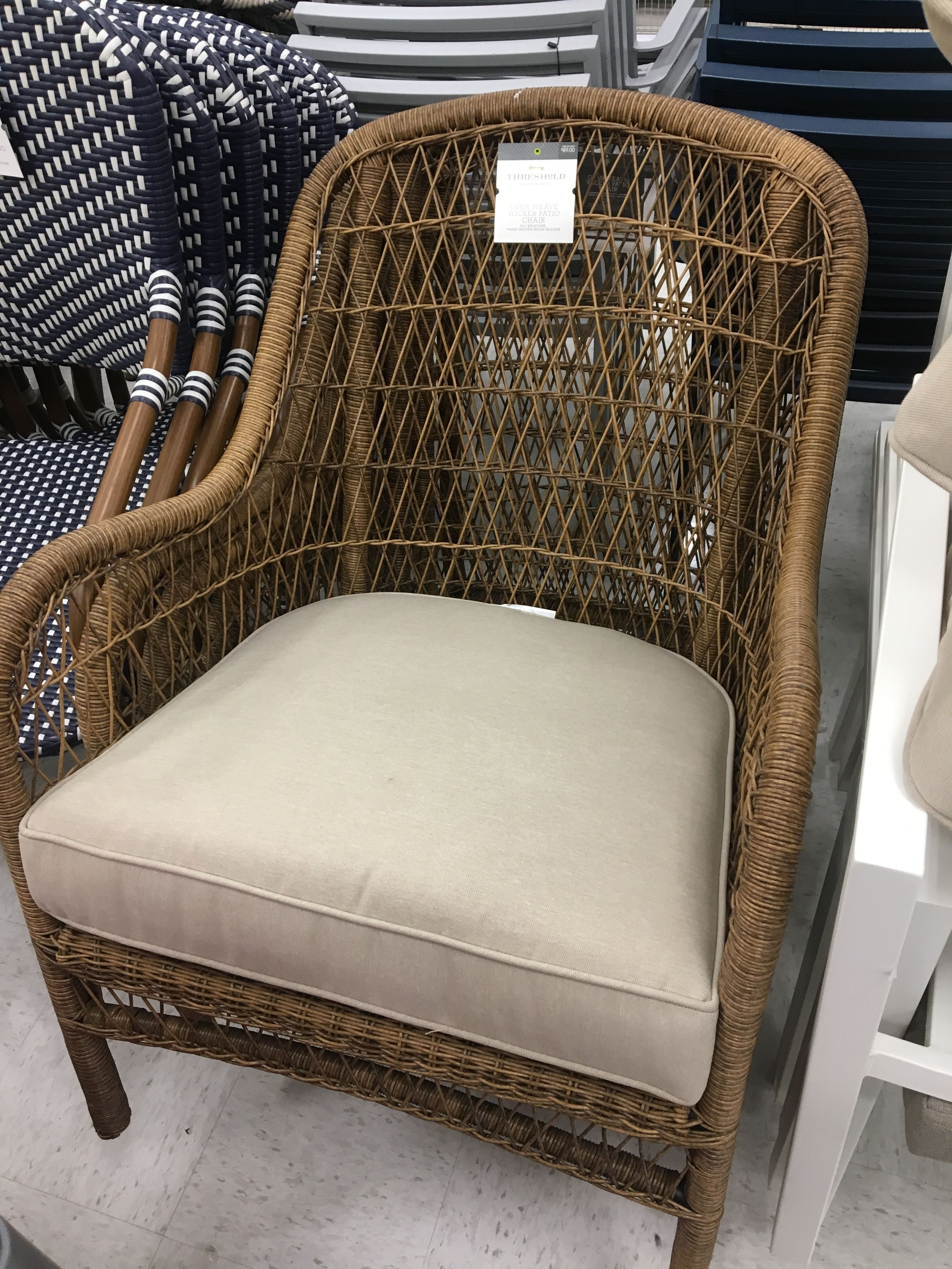 New Target Patio Furniture Love The Wicker Chairs Target Patio Furniture Patio Furniture Cushions Comfortable Patio Furniture