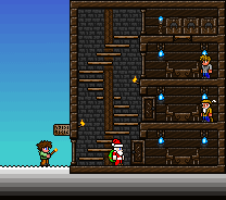 Terraria Spiral Staircase This plugin allows a user to select two points on a map, set their desired wire color between the two (red/green/blue), place a teleporter with the wire attached users can use it wherever the please, as it will create a platform under the teleporter or fix the platform the teleporter will be placed upon. best wallpaper for mobile 202k