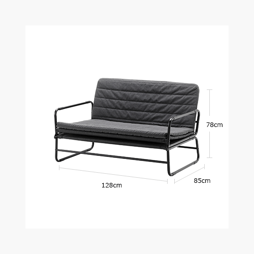 Hammarn Sofa Bed Knisa Dark Grey Black Ikea Ikea Sofa Bed Affordable Sofa Bed Affordable Sofa