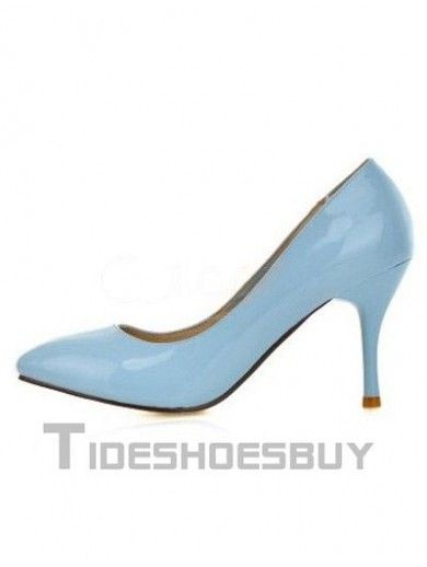 Pointed Toe Sesy Patent Leather Woman's Dress Pumps - Dress Pumps - Pumps - Shoes