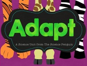 Adapt! Stations-- 9 science stations for upper elementary